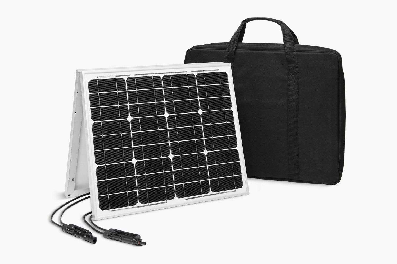 60-Watt Folding Solar Panel
