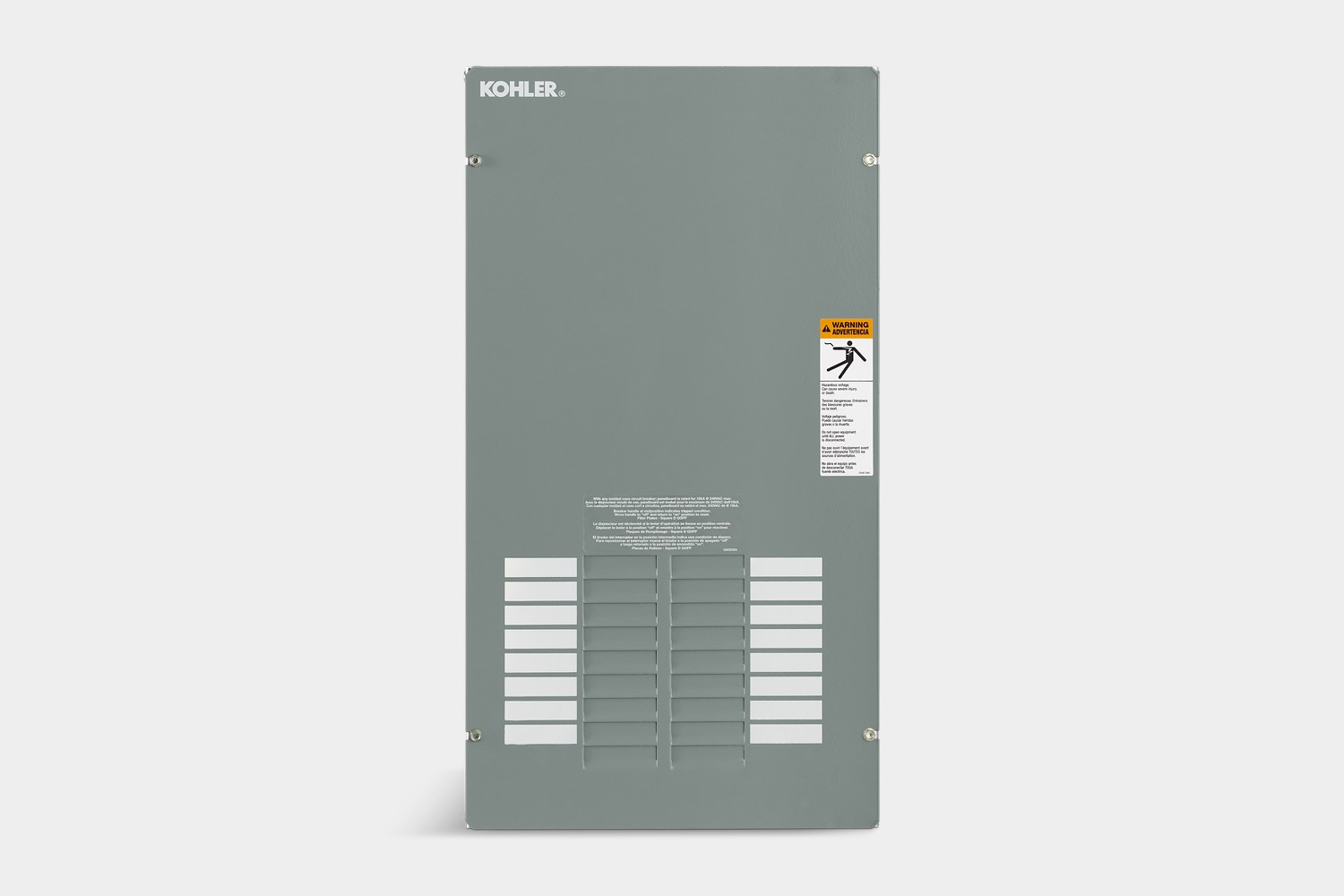 Kohler Generators Rxt Ats Indoor 100 Amp 16 Space Load Center Details About Automatic Transfer Switch Controller Build Your