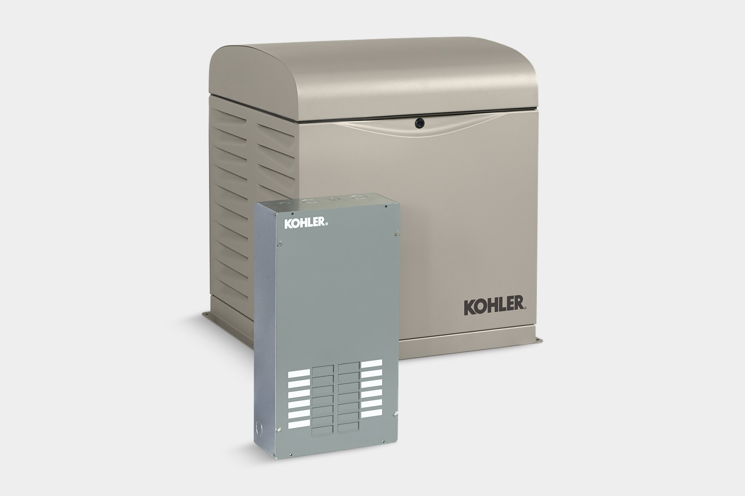 Kohler Generators 8resvl With Automatic Transfer Switch And Oncue Plus Generators Products Home Generators