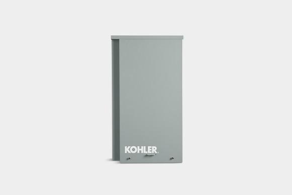 KOHLER Generators   RXT ATS - 100-amp, Service Entrance ... on kohler ats wiring diagram, kohler rdt automatic transfer switch, kohler engine ignition wiring diagram, 20 hp kohler wiring diagram,