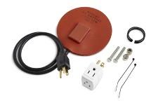 Fuel Regulator Heater Kit, 240V, 20 kW