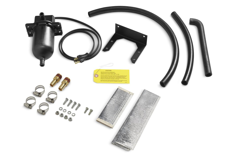 Block Heater, 500W, 120V