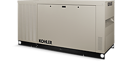 125 Kw KOHLER commercial generator