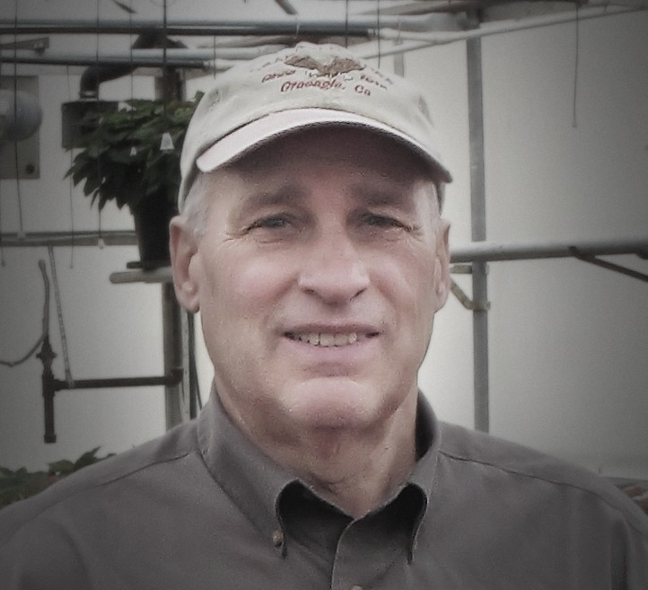 Rob Lind, owner, Centerville Greenhouses & Nursery
