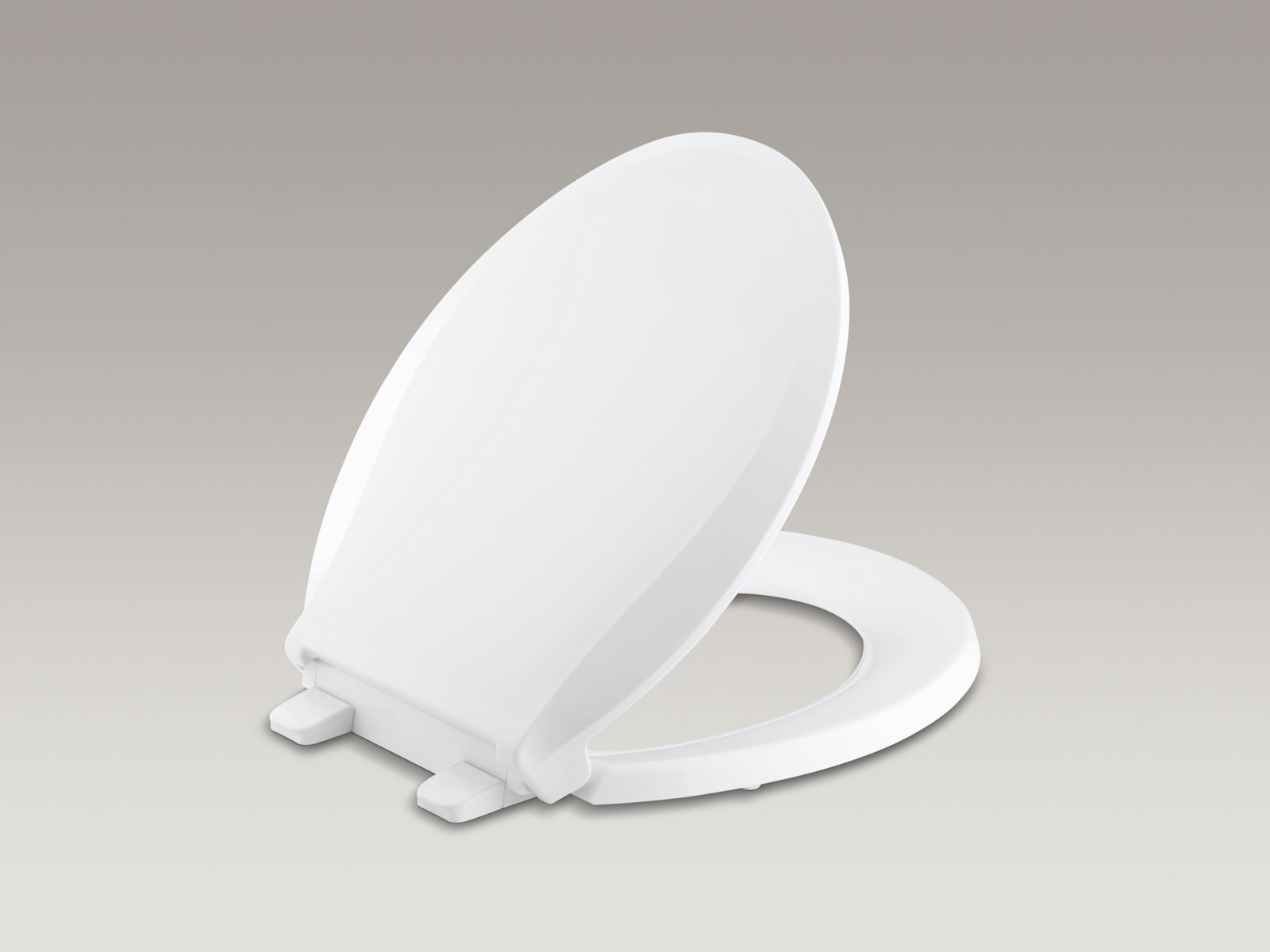 Grip-Tight Cachet® Q3 round toilet seat
