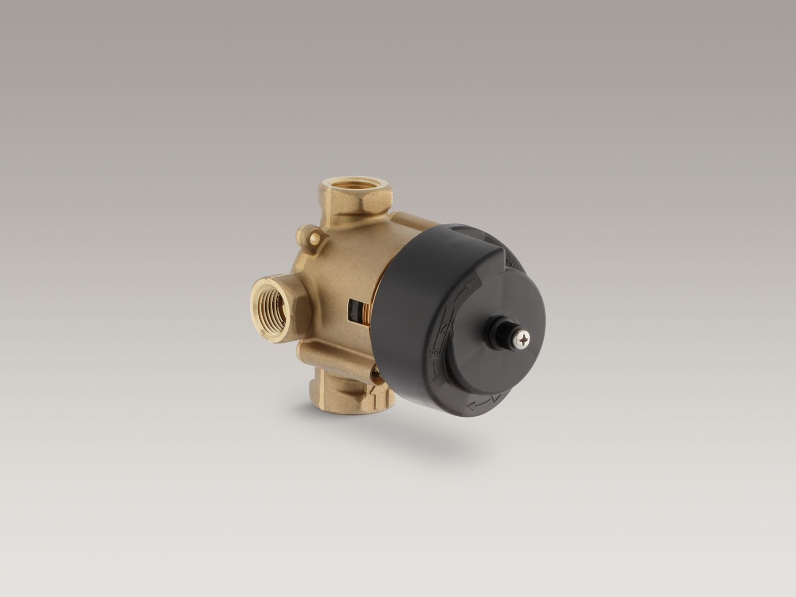 "MasterShower® 3/4"" in-wall 2- or 3-way transfer valve"