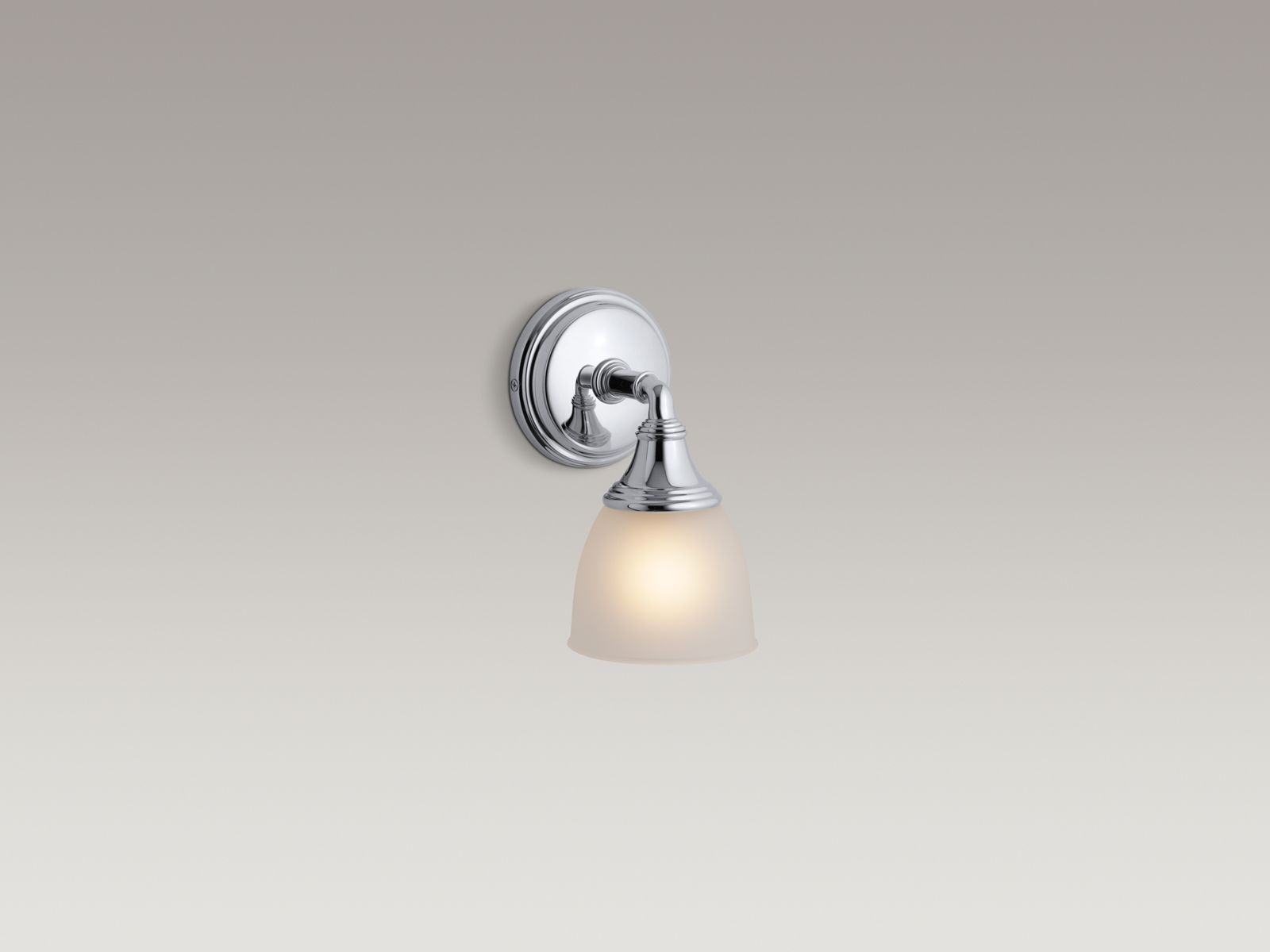 Devonshire® single wall sconce