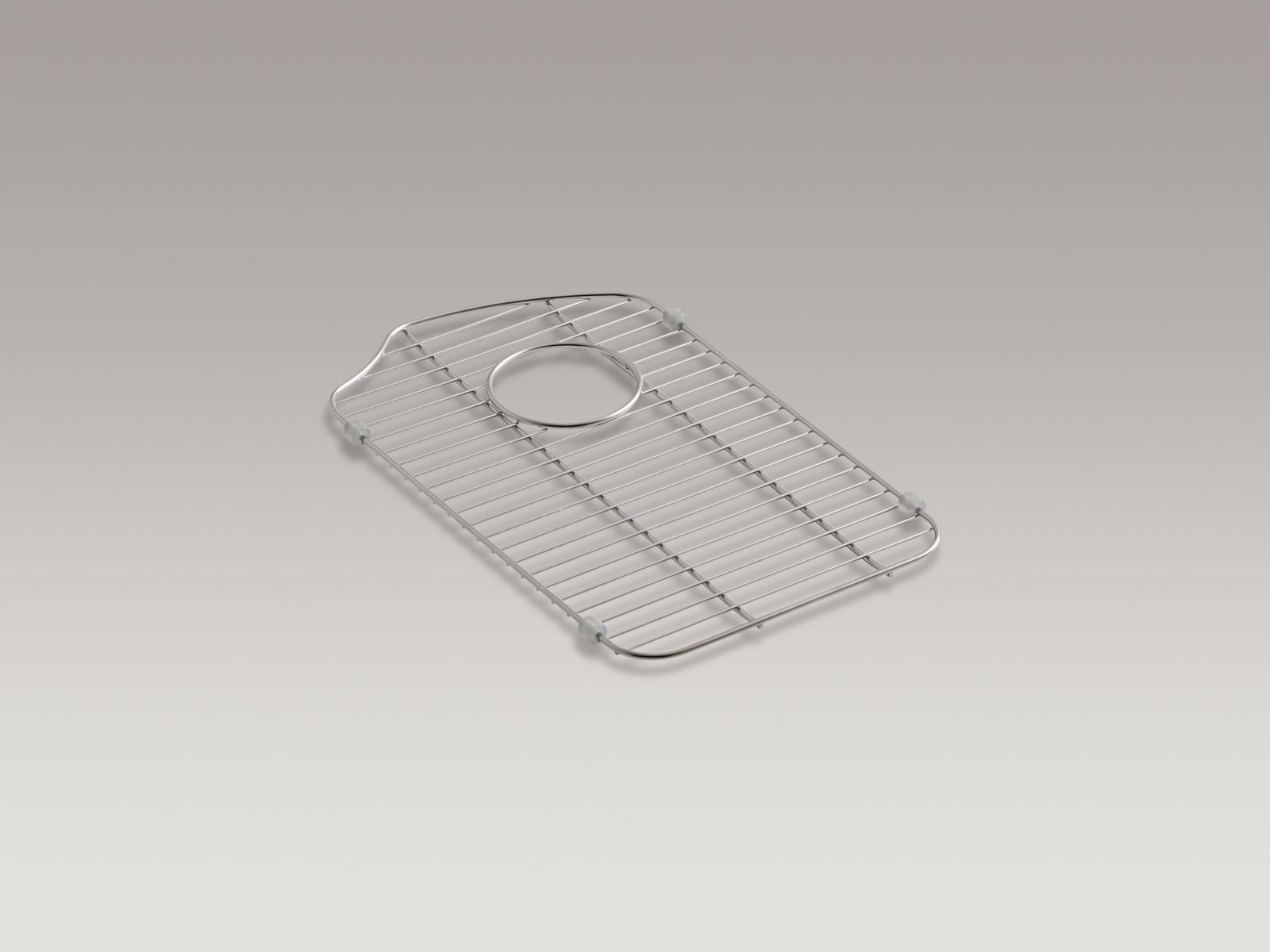 Bottom basin rack for right (small) basin of the Octave™ K-3844 / K-3845