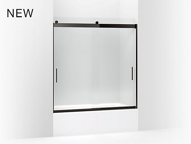 kohler levity shower door installation manual