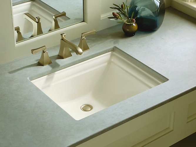 K 2339 memoirs undermount sink kohler - Replace undermount bathroom sink ...