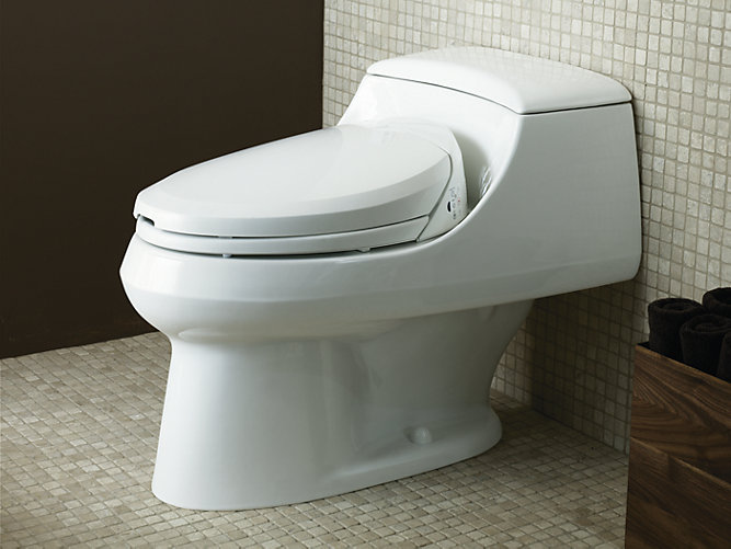 K 4709 C3 200 Elongated Toilet Seat With Bidet