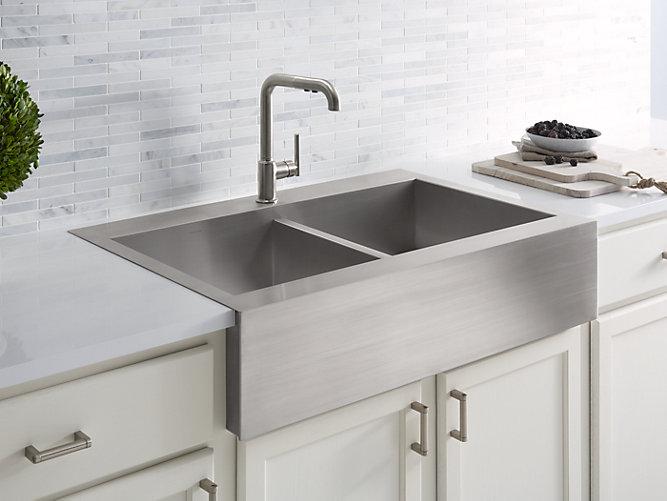 Kohler Kitchen Sinks Top Mount