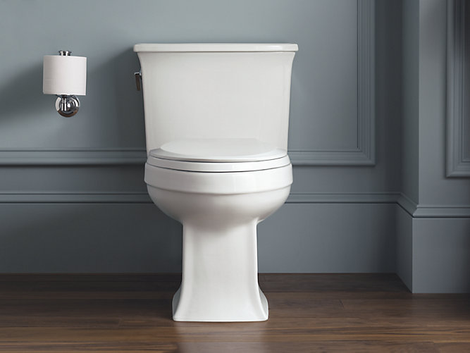 Kohler K 3639 Archer One Piece Elongated 1 28 Gpf Toilet