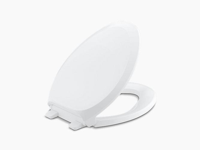 French Curve Quiet Close Elongated Toilet Seat K 4713