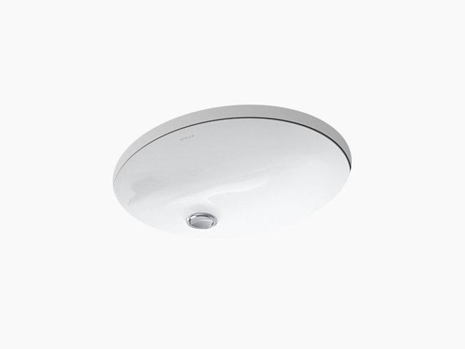 K 2209 Caxton Undermount Sink 15 By 12 Inches Kohler