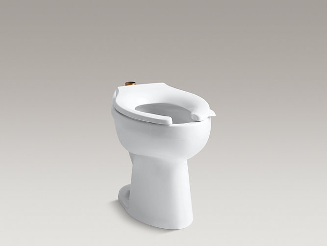 Highcliff 1 6 Gpf 17 1 2 Quot Ada Elongated Toilet Bowl With