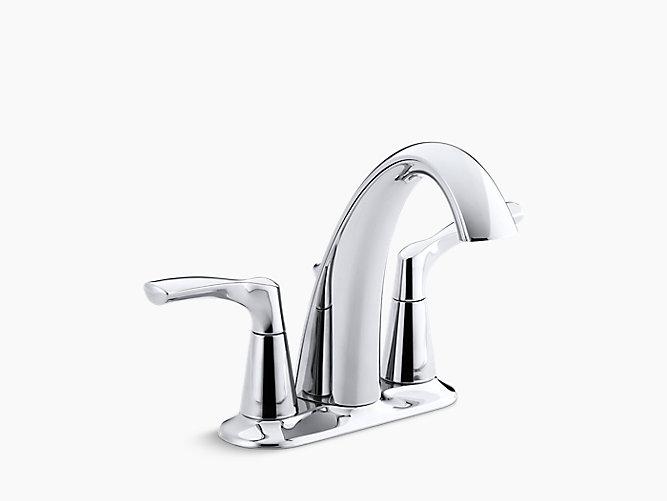 Mistos Centerset Sink Faucet K R37024 4d Kohler