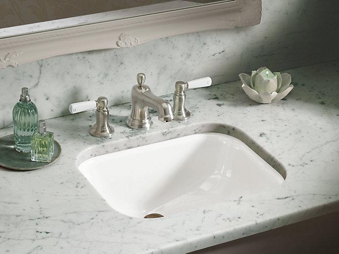 K-2890-8U | Tahoe undermount bathroom sink with oversize 8 ...