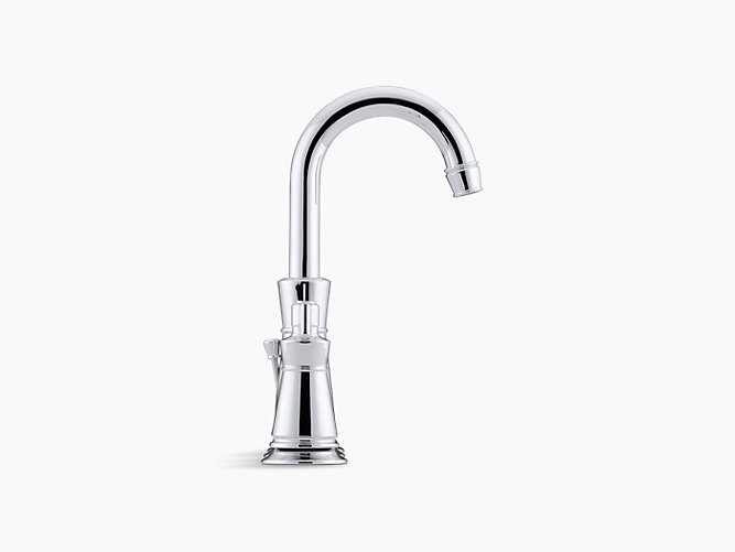 Kohler Elmbrook 8 In Widespread 2 Handle Bathroom Faucet: Archer Widespread Sink Faucet With 8-Inch Centers