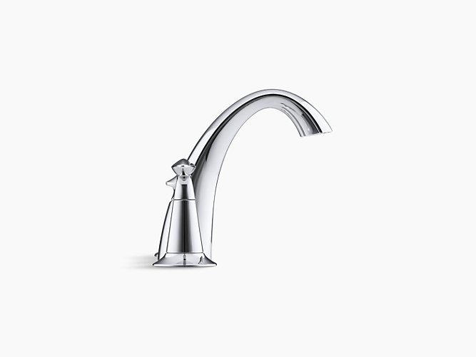 Alteo Widespread Bathroom Sink Faucet K 45102 4 Kohler