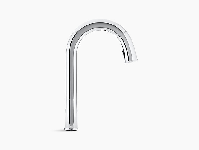 K 72218 Sensate Touchless Pull Down Kitchen Sink Faucet