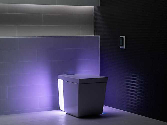 K 3901 Numi Intelligent Elongated Dual Flush Toilet Kohler