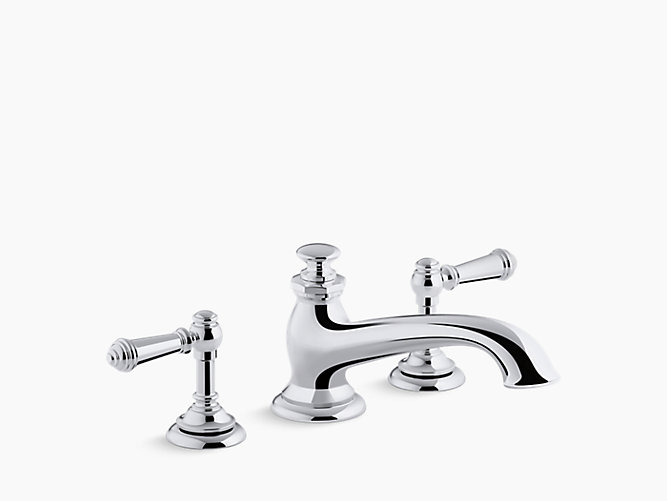 Bath Tub And Sink Faucet Combine