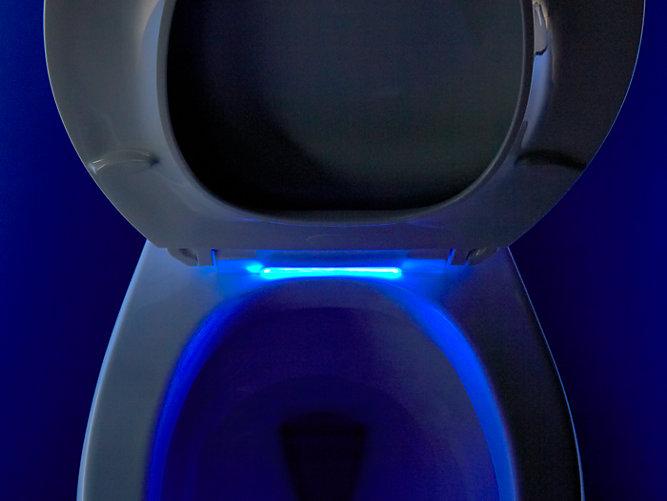 Cachet Nightlight Elongated Toilet Seat K 75796 Kohler