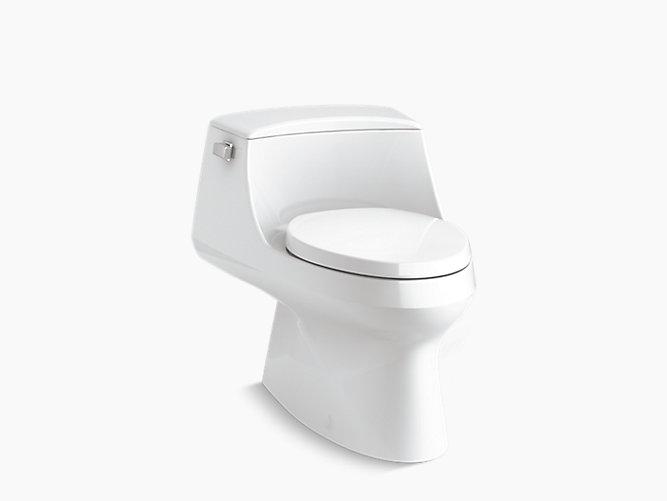 San Raphael One Piece Elongated Toilet 1 28 Gpf K 3722