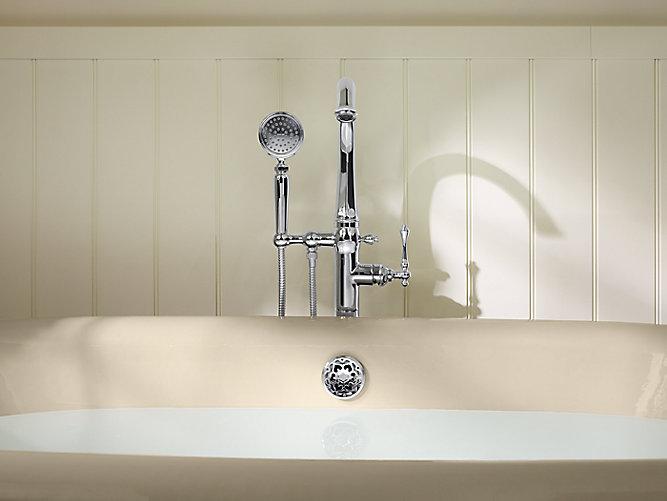 K T97332 4 Kelston Bath Filler Trim With Handshower Kohler