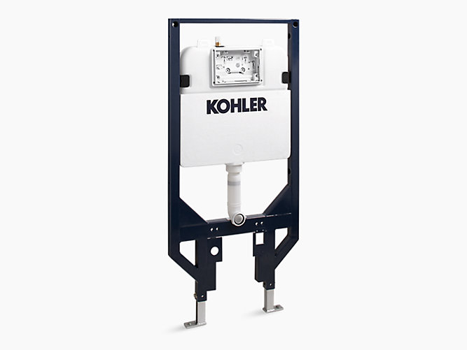 K 18829 Kohler 174 2 Quot X4 Quot In Wall Tank And Carrier System