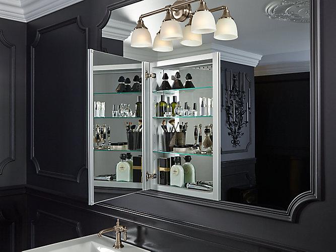 Verdera Medicine Cabinet With Mirrored Door