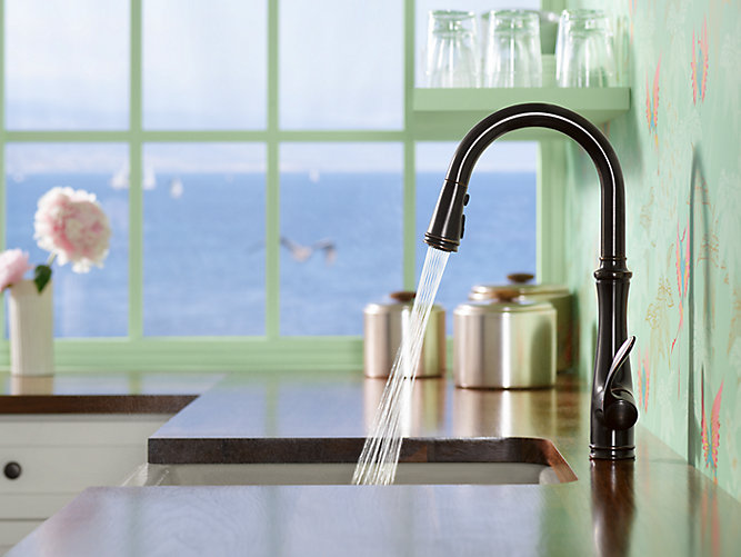 share your style kohlerideas - Kitchen Sink Nozzle