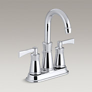 Archer® centerset bathroom sink faucet with lever handles