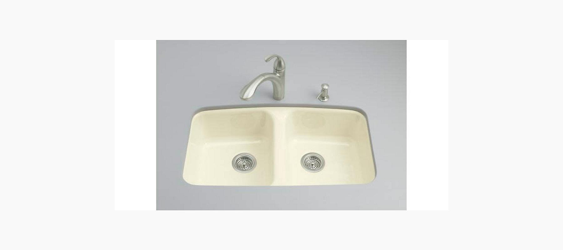 Kohler brookfield kitchen sink - Discontinued