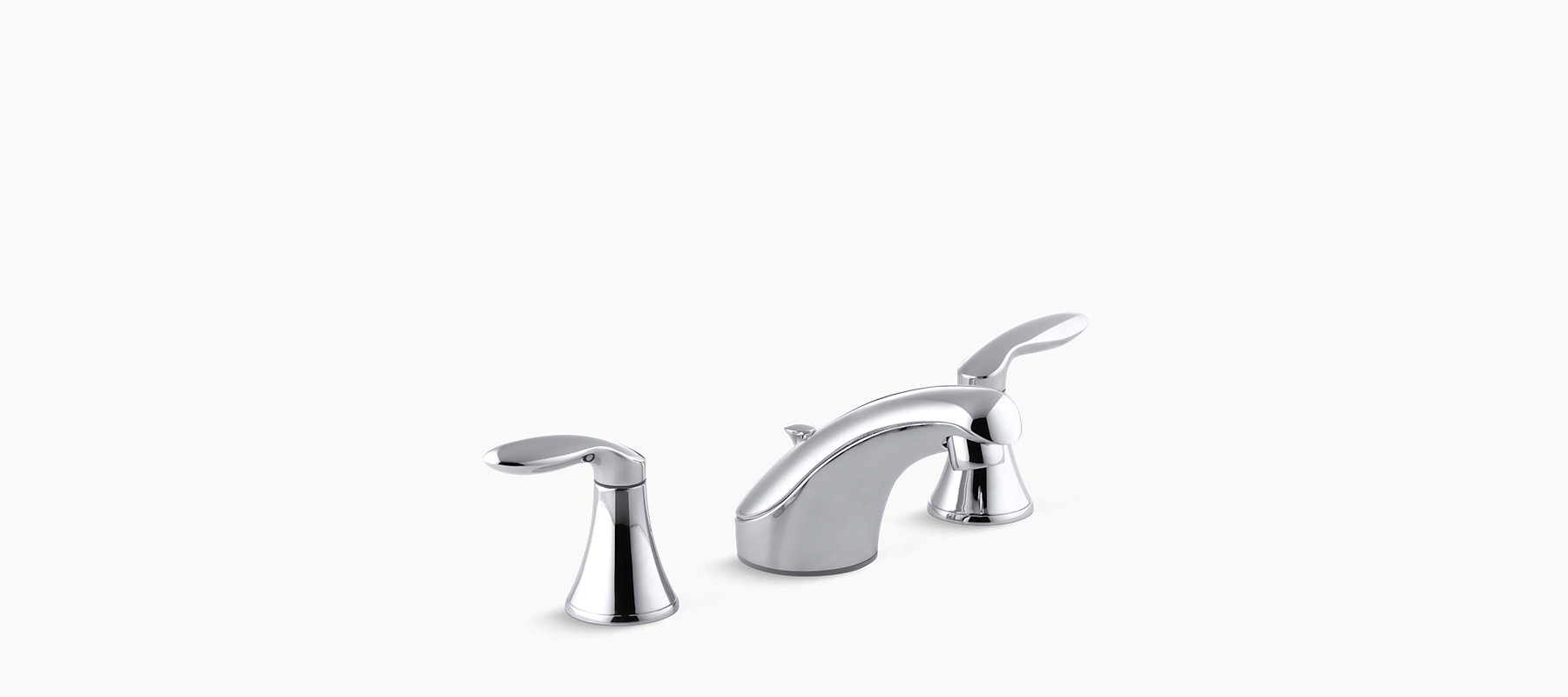 Coralais Widespread Bathroom Sink Faucet K 15261 4 Kohler