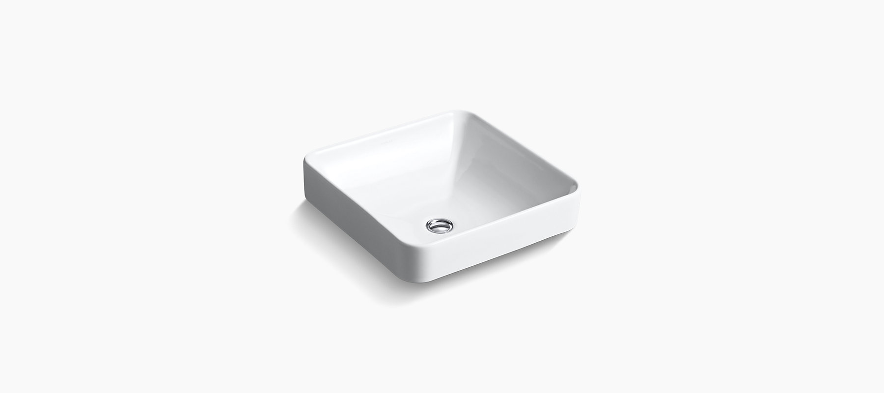 Sink Blank : 2661 Vox Square Vessel Sink KOHLER