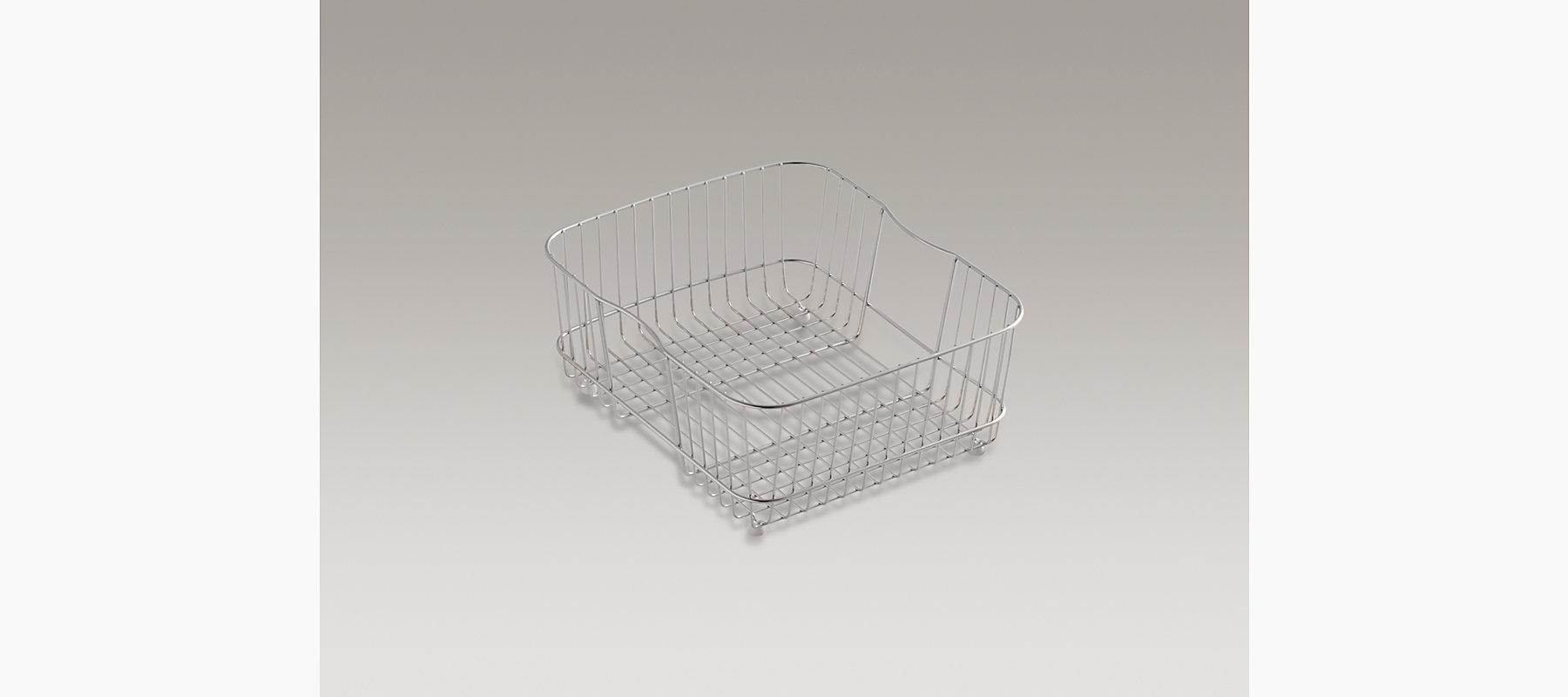 Kohler brookfield kitchen sink - Home Kitchen Kitchen Accessories Sink Racks Baskets Sink Baskets