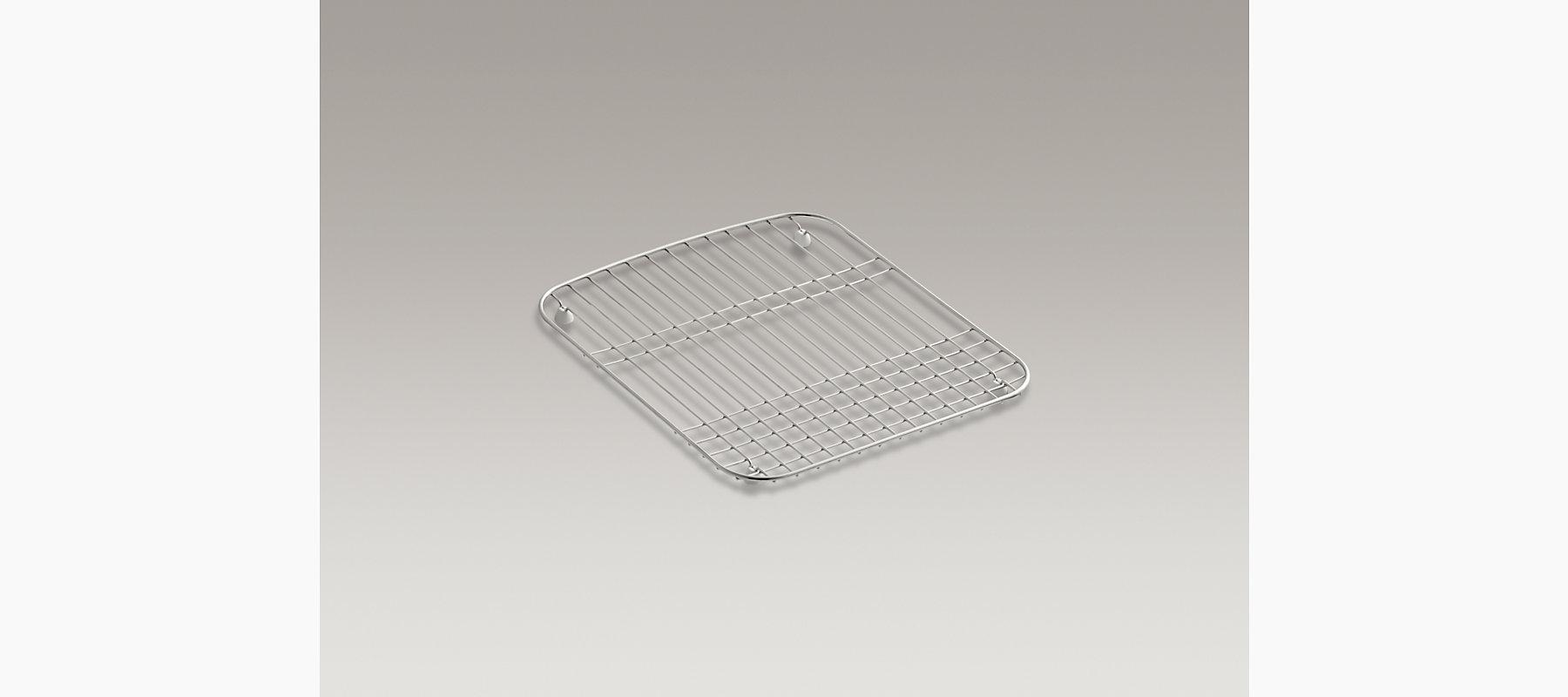 Kohler brookfield kitchen sink - Home Kitchen Kitchen Accessories Sink Racks Baskets Sink Racks