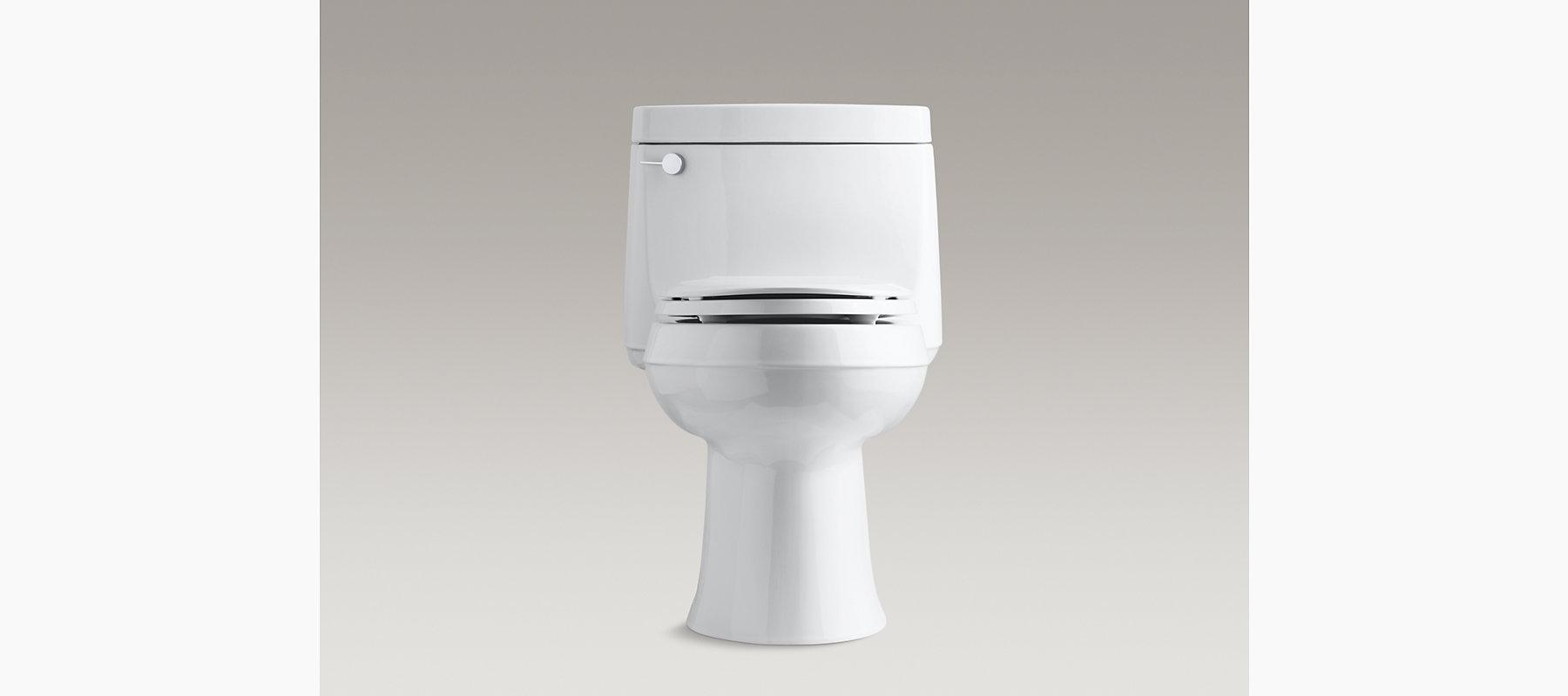 Kohler Toilet Seat Elongated Biscuit