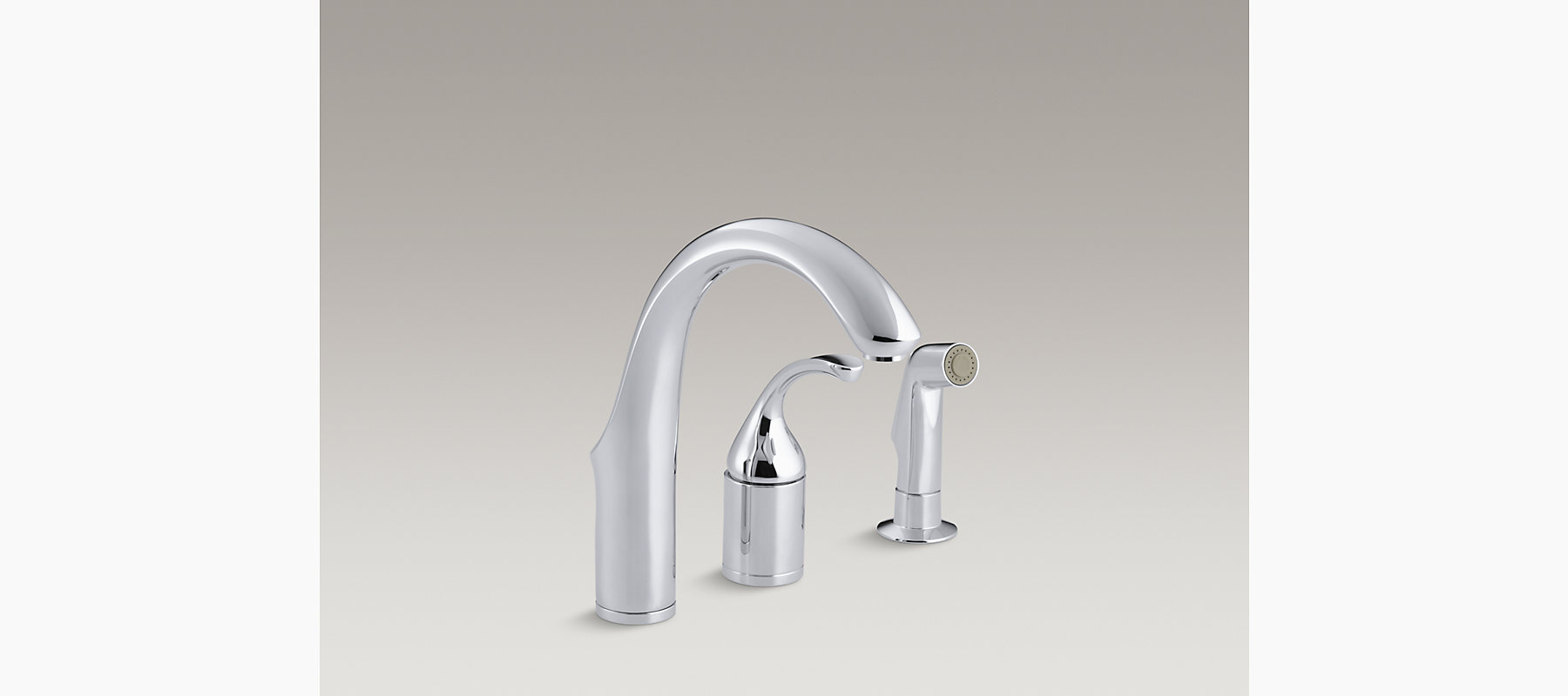 Kohler forte single handle bathroom faucet - Discontinued