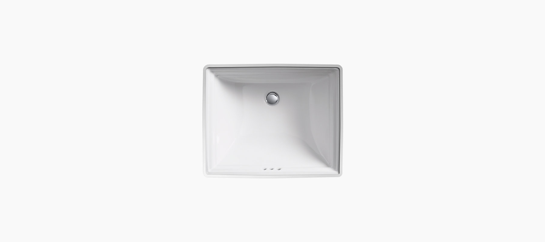 Sink Blank : 2339 Memoirs Undermount Sink KOHLER