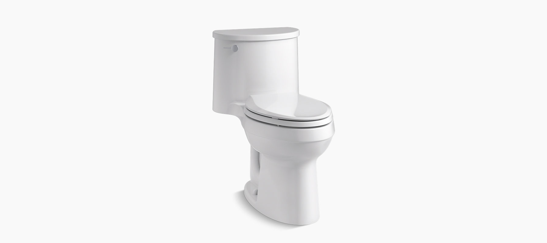 adair comfort height one piece elongated toilet k 3946