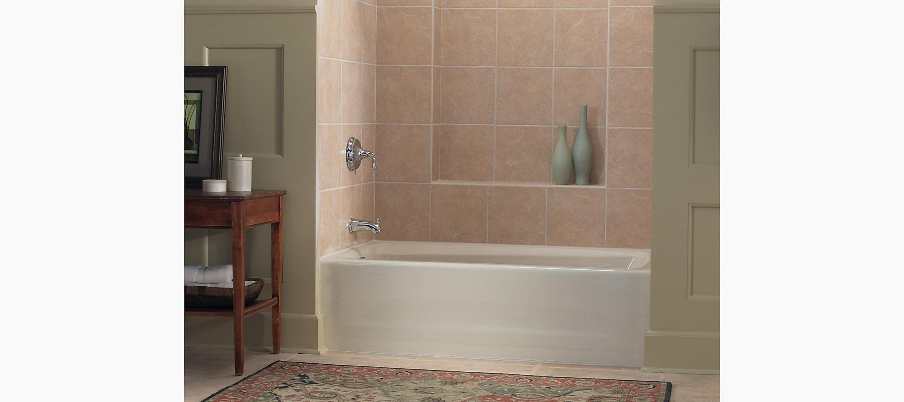 Kohler Mendota Bathtub - Bathtub Ideas