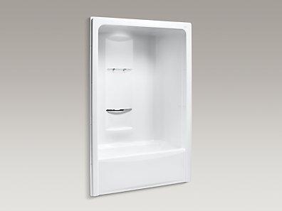 Kohler K 1681 Sonata 5 Foot Bath And Shower Stall