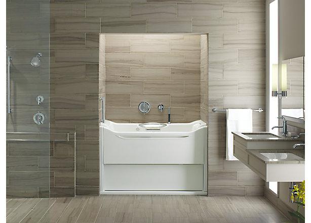 ADA Compliant Baths. Baths Guide   Bathtubs   KOHLER
