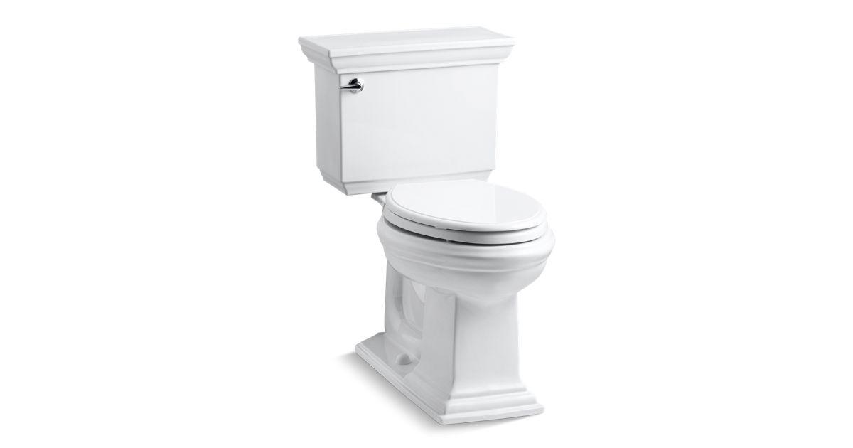 kohler k 3817 memoirs stately comfort height elongated toilet kohler. Black Bedroom Furniture Sets. Home Design Ideas
