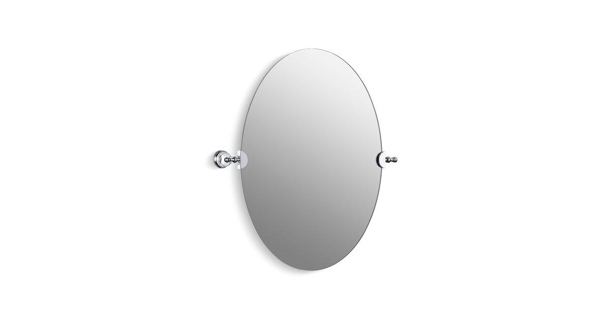 . Revival Oval Mirror   K 16145   KOHLER