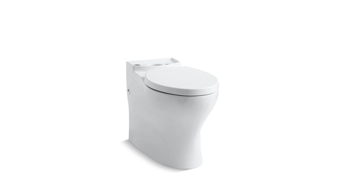 Kohler K 4353 Persuade Comfort Height Elongated Toilet