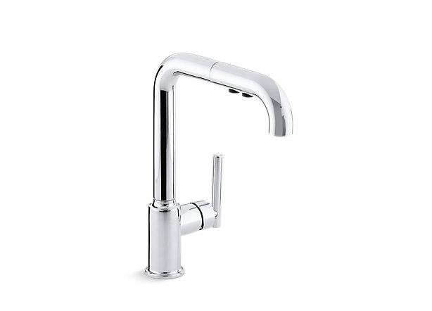 kitchen faucet form guide kitchen kohler Pull Out Kitchen Faucet Glacier Pull Out Kitchen Faucet Glacier